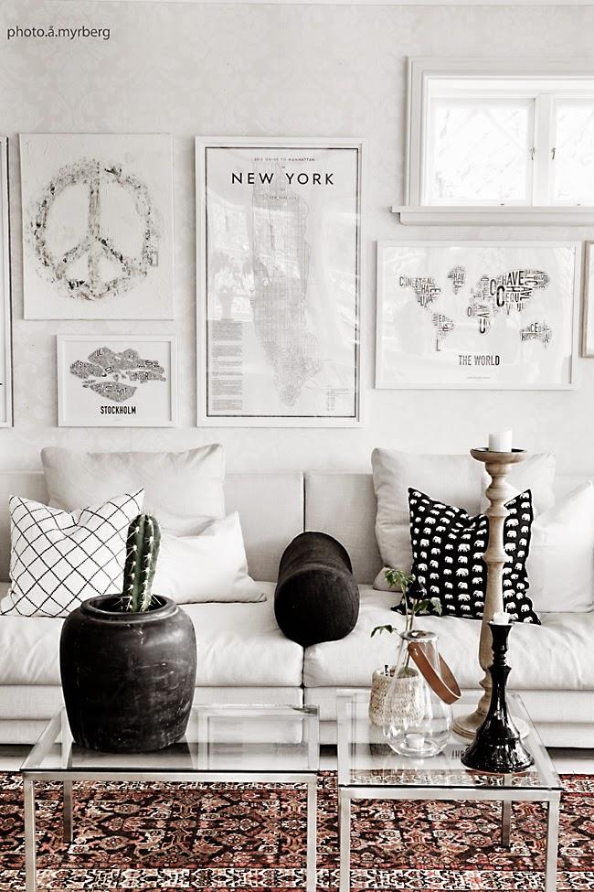 at my casa, sköna hem, inredningsblogg, vardagsrum, favoritblogg, favoritbloggare, vitt, bloggtips