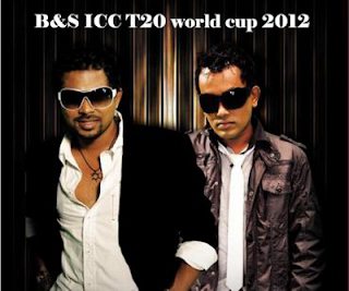 2012 ICC World Twenty20 officials