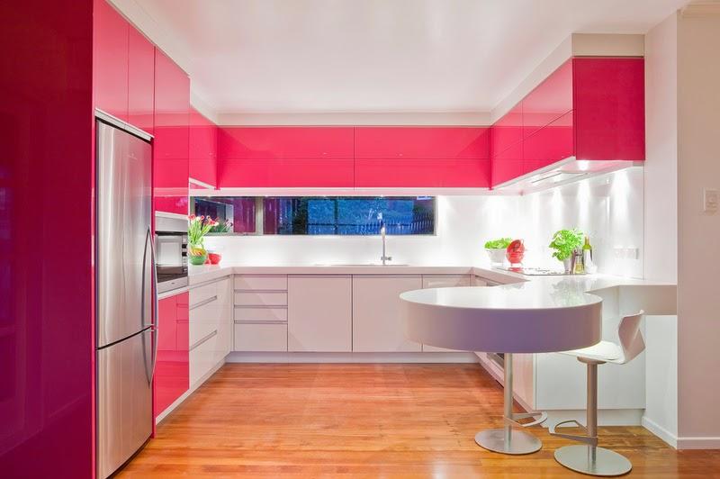 Diseño de Interiores & Arquitectura: 12 Mostradores de Cocinas con ...