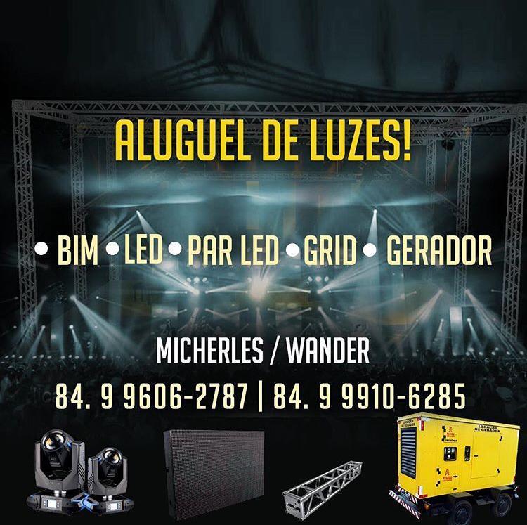 Aluguel De Luzes