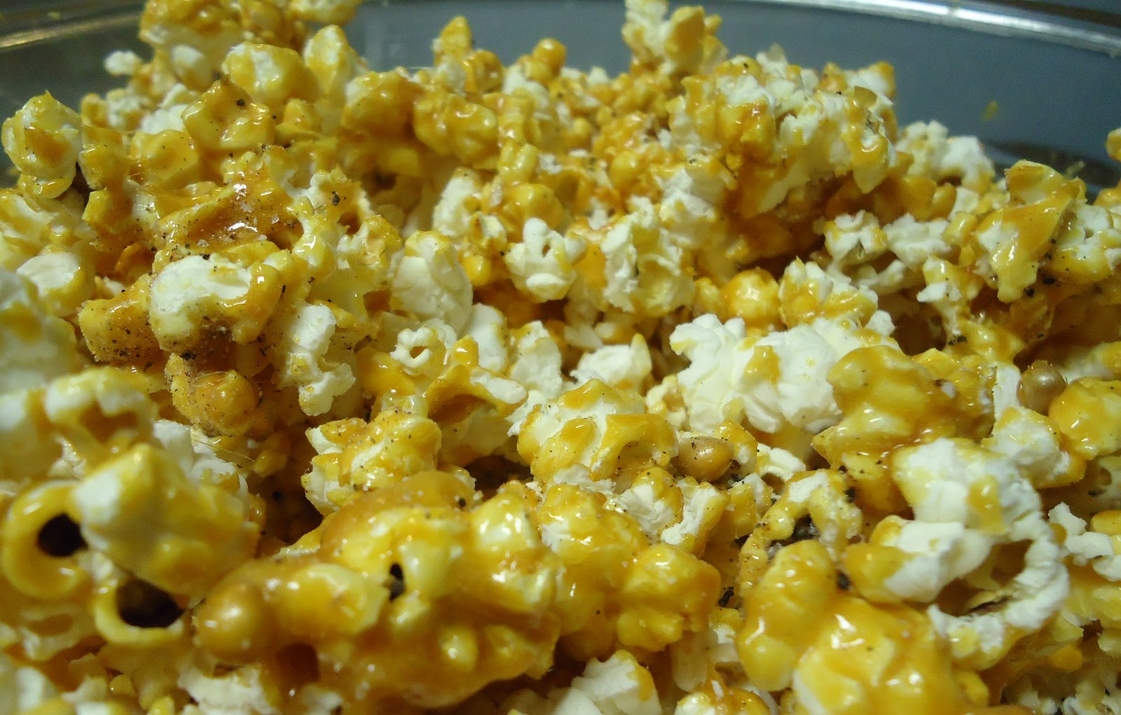 Caramel Corn Recipe — Dishmaps