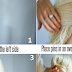Simple French Roll Hairstyle Tutorial For Medium Hair