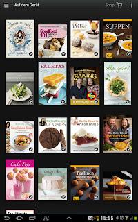 kindle Kochbücher