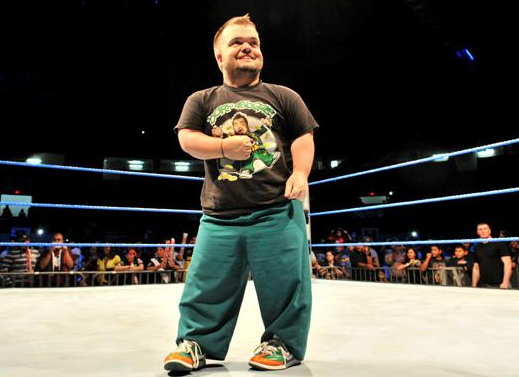Hornswoggle Wrestling Star Profile,Pictures,Images And ... Hornswoggle