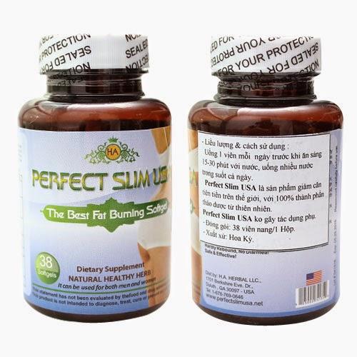 Thuốc giảm cân Perfect Slim