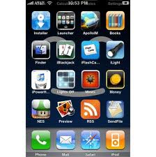 different types of iphone apps