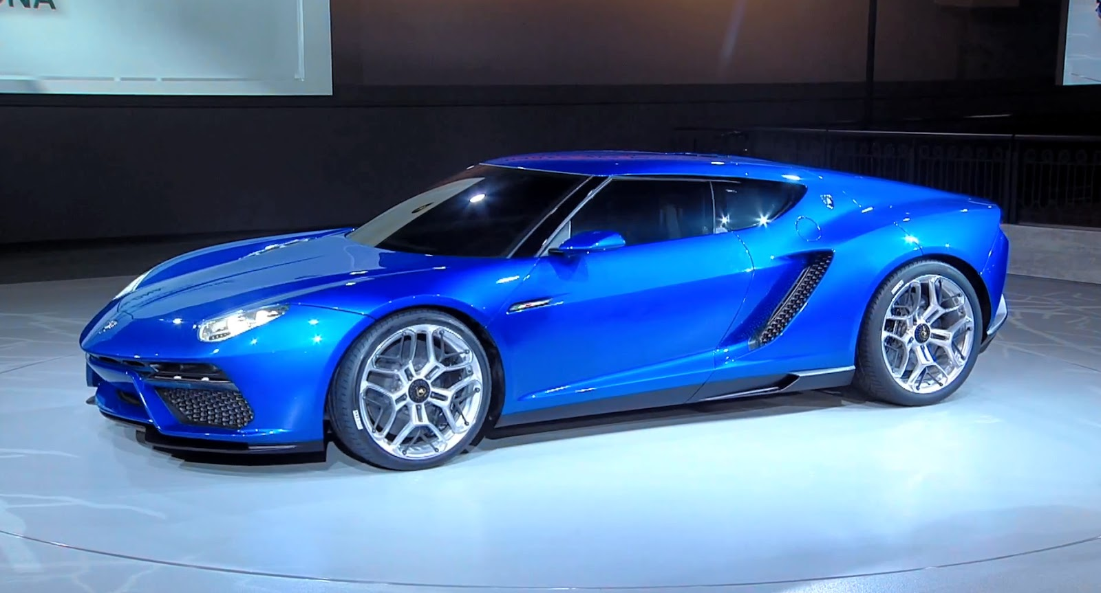 Lamborghini Asterion to Make it into Production After All?