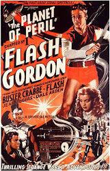 FLASH GORDON NO PLANETA MONGO - 1936