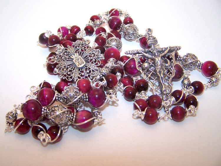 No. 35.  Rosary Of St. George (SOLD)