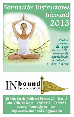 INSTRUCTORADO DE YOGA INBOUND - marzo 2013