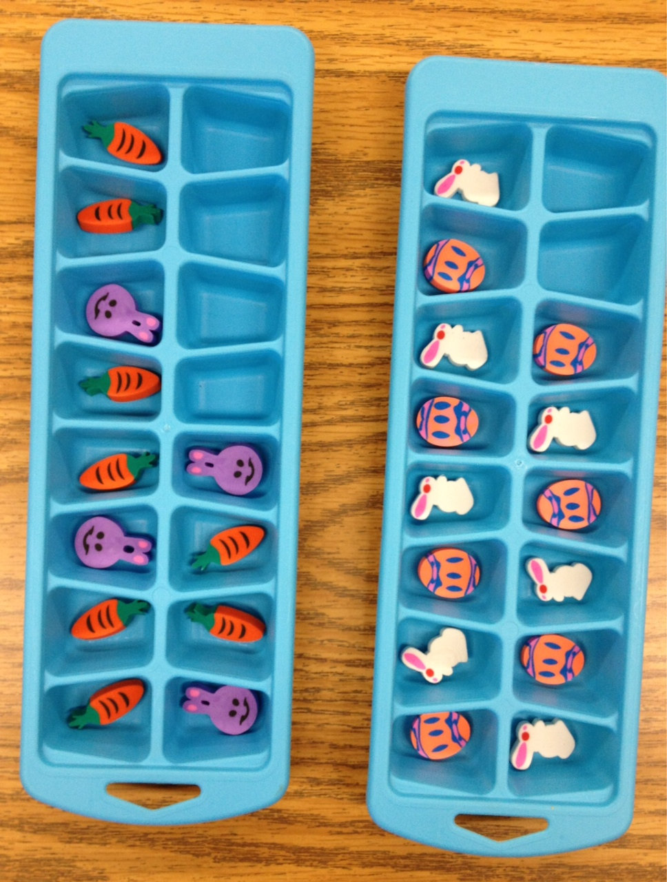 Spring Patterns - Apples and ABC\'s
