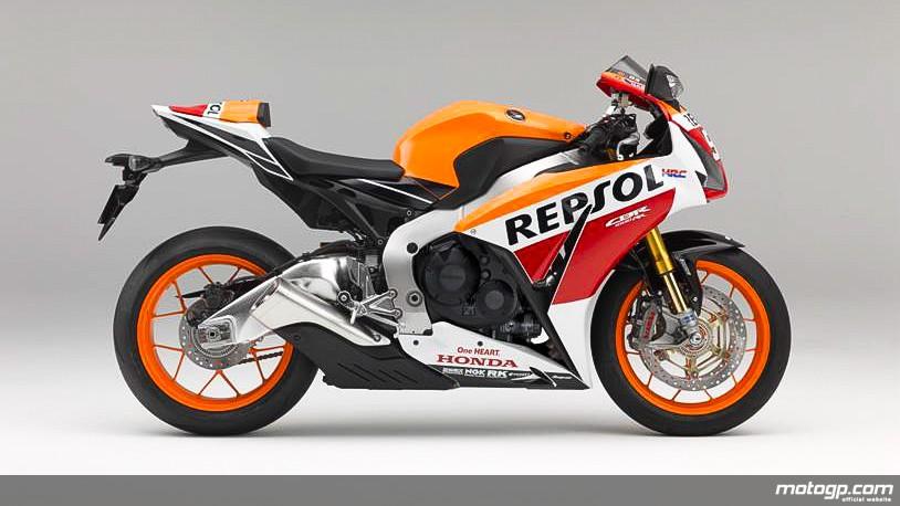 Honda CBR 1000RR 2015 Livery Repsol Edition khas MotoGP . . .