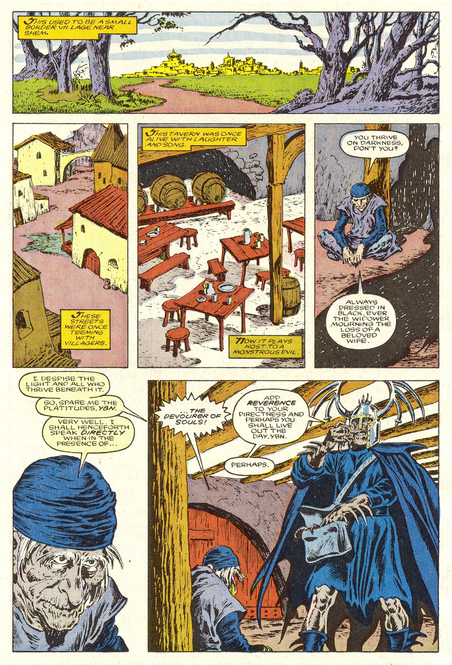 Conan the Barbarian (1970) Issue #188 #200 - English 8