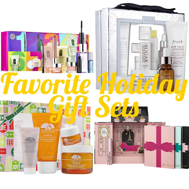 Holiday Gift Guide: My 10 Favorite Beauty Lovers Gift Sets - Ashley Elizabeth Beauty