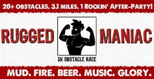 Rugged Maniac seen in episode 522, 4/25/2014