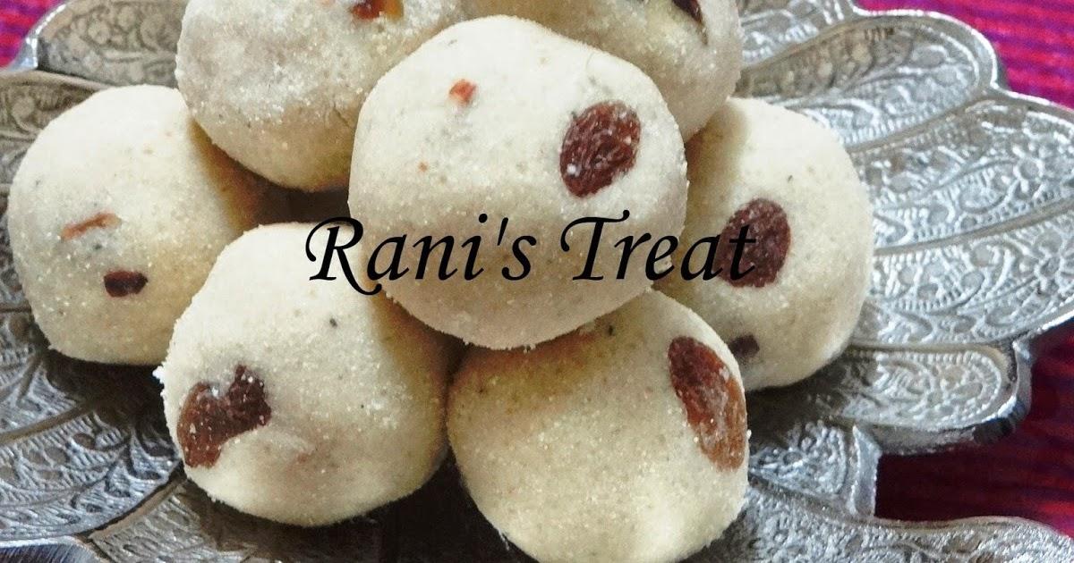 how to make rava laddu in telugu