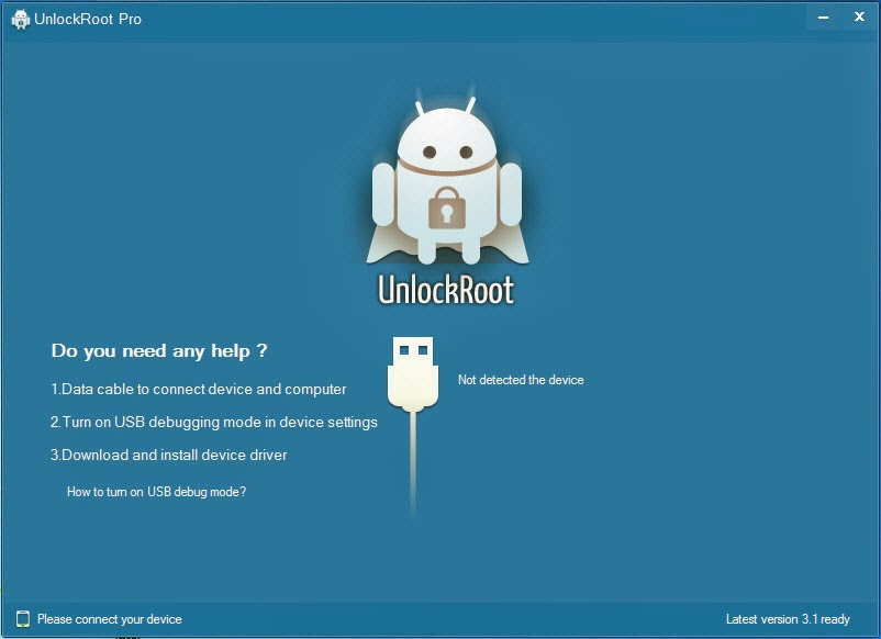 Root Android Dengan Mudah Menggunakan Aplikasi UnlockRoot Pro