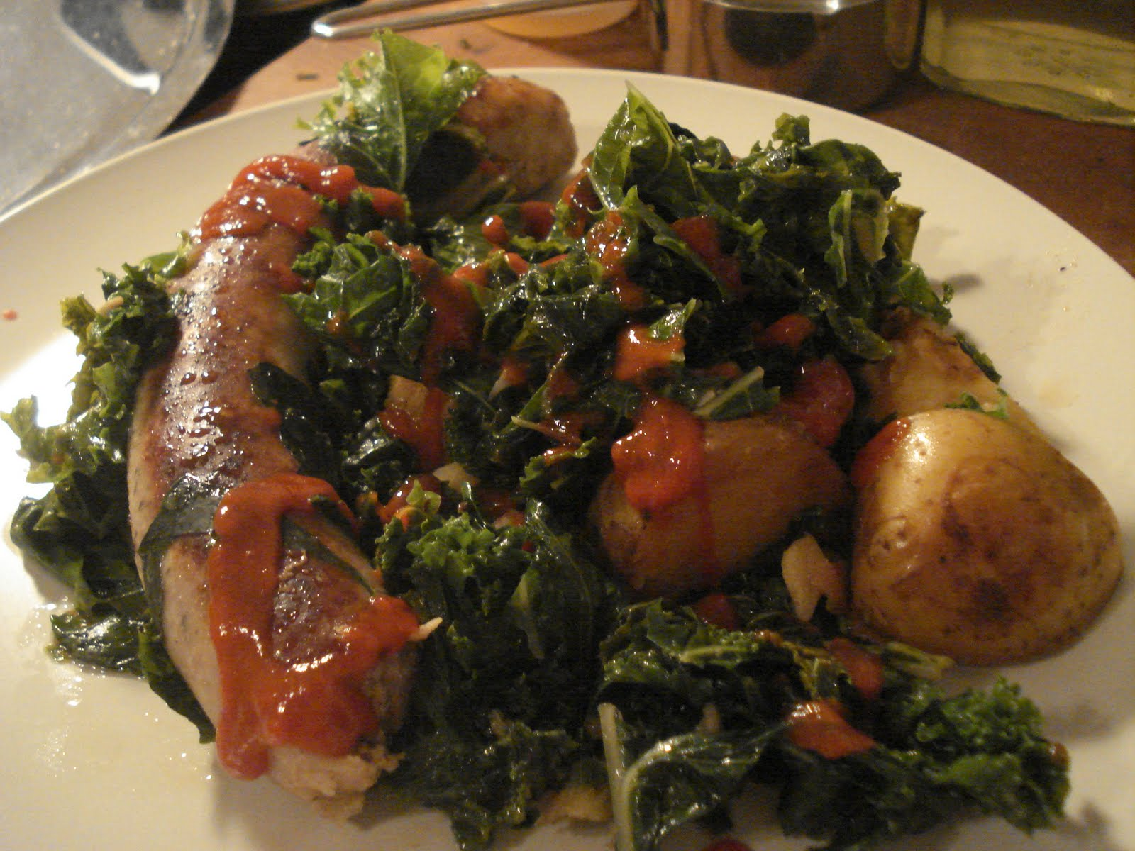 Sausage And Kale Dinner Tart Recipes — Dishmaps