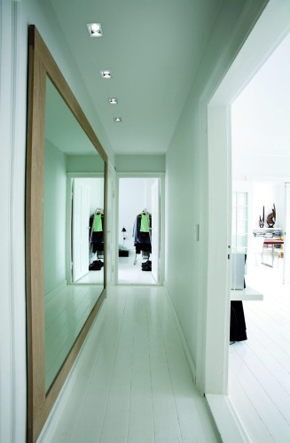 Scandinavian deko entrance for Idee per dividere casa