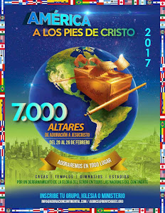 7.000 Altares de Adoración a Jesús