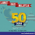 PERUTUSAN PERDANA MENTERI MALAYSIA, DATUK SERI MOHD NAJIB TUN ABDUL RAZAK SEMPENA SAMBUTAN HARI MALAYSIA KE 50 TAHUN