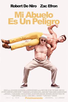 Mi Abuelo es un Peligro en Español Latino