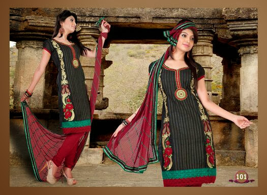 Latest Entire Designer Collection Salwar Suits