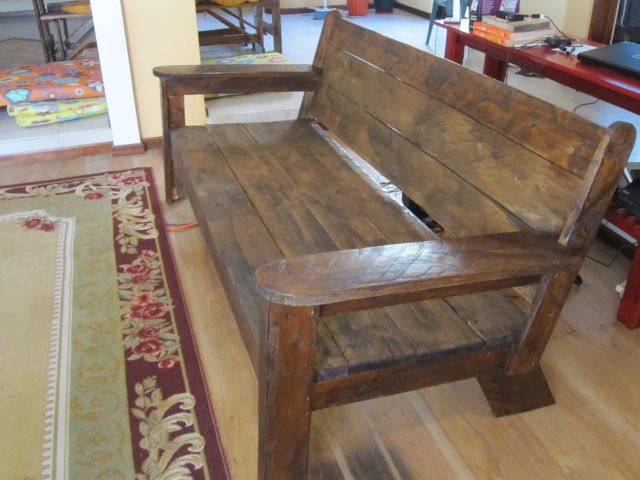 Discover cuenca ecuador funky chairs and big rustic for Build a sofa