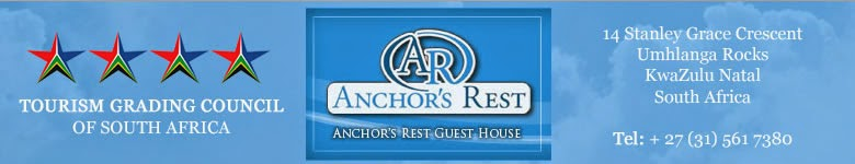 Anchor's Rest Guest House Umhlanga Rocks