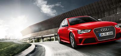 Audi RS4 Avant 2012 : Ouverture des commandes