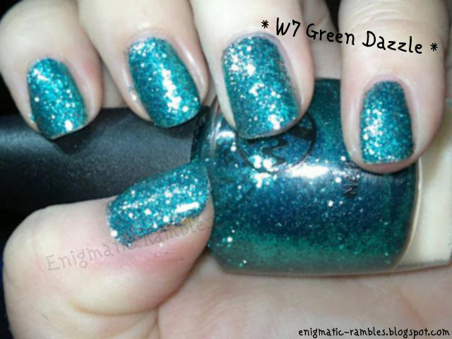 swatch-w7-green-dazzle