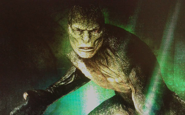 Hot Butter Reviews: The Amazing Spider-Man: Who Is The Lizard?