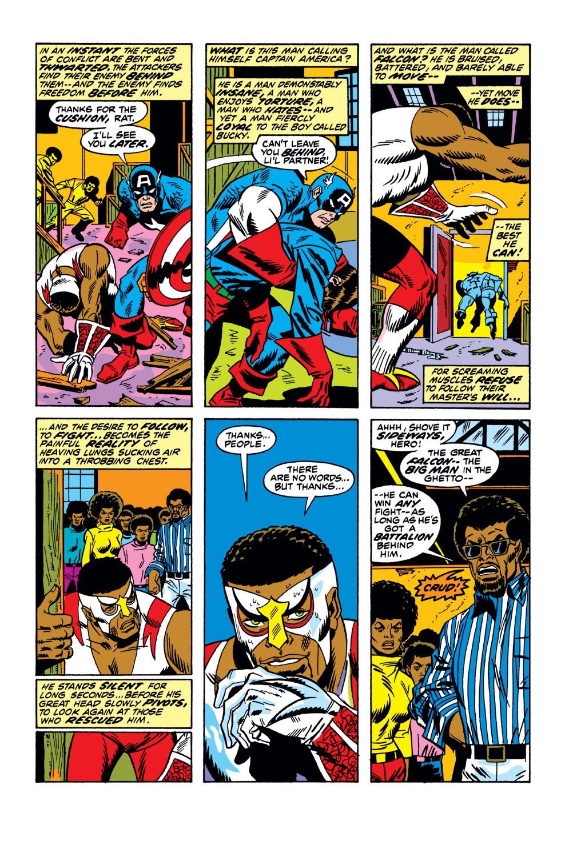 Captain America (1968) Issue #154 #68 - English 14