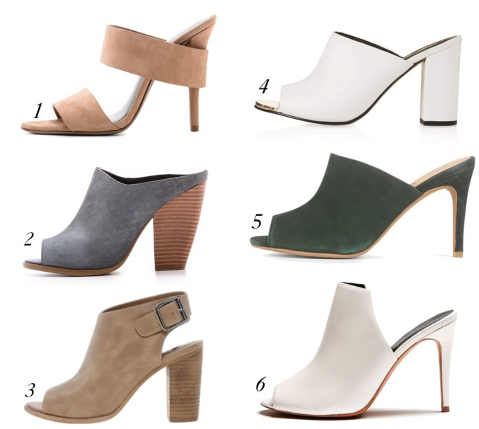 six mules not to miss
