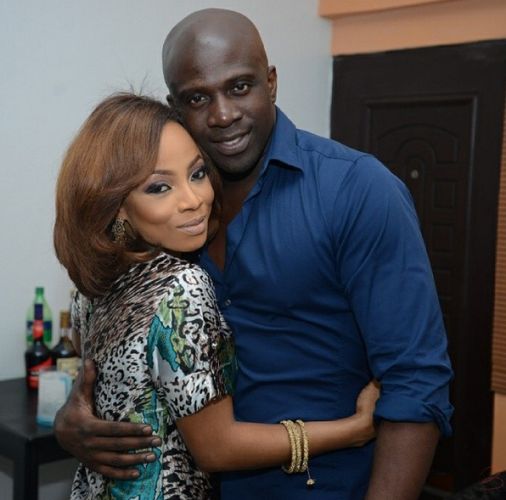 Image result for Toke Makinwa's birthday