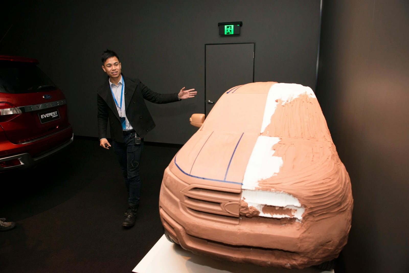 Sistem Pembangunan Antarabangsa dan Kepakaran SUV Ford Mendasari Penghasilan SUV Global Serba Baharu