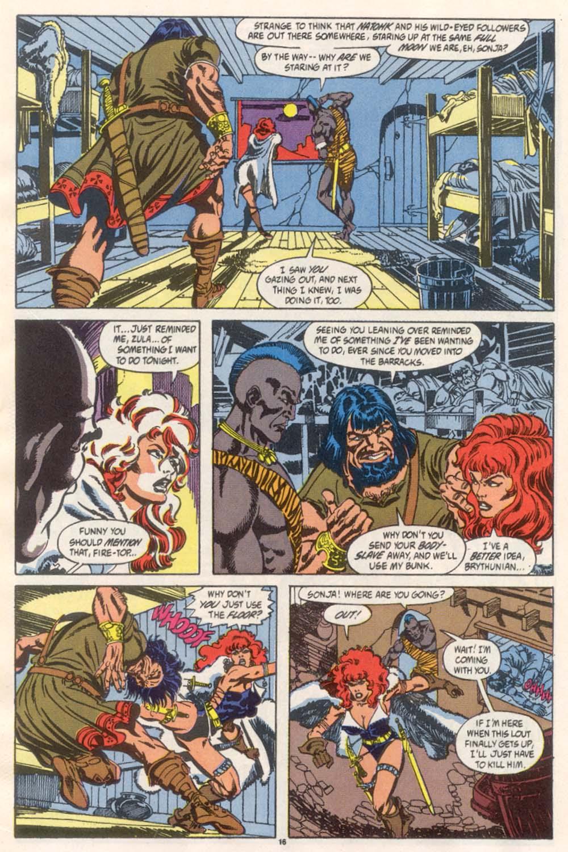 Conan the Barbarian (1970) Issue #246 #258 - English 13