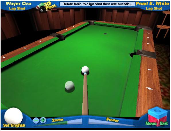 Ball Game : Real 3D Pool