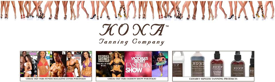 Kona Tanning's Airbrush Spray Tanning Beauty Blog