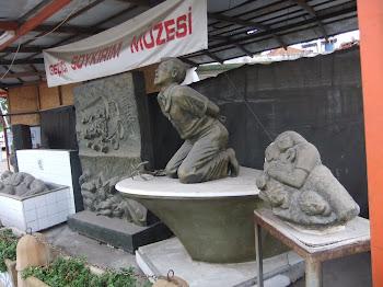 soykırım müzesi...