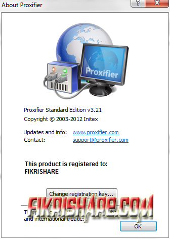 Proxifier 3.21 Full Serial Number / Key