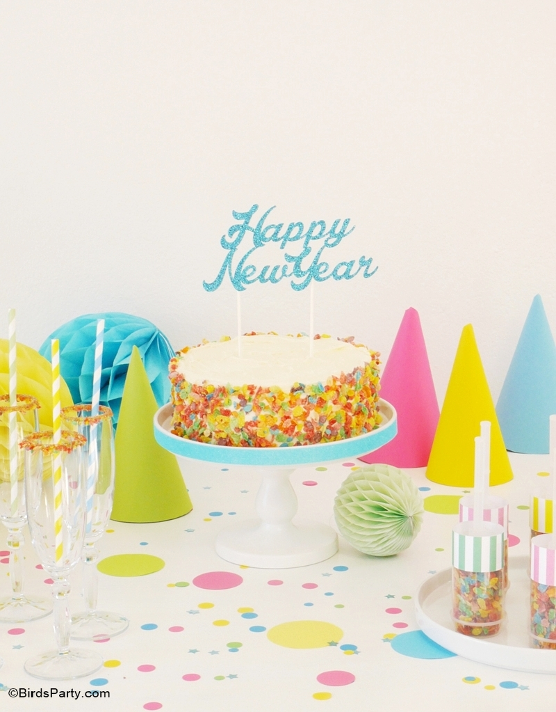 New year 39 s eve party ideas for kids party blog by for Fun new years eve party ideas