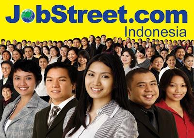 situs lowongan kerja jobstreet indonesia