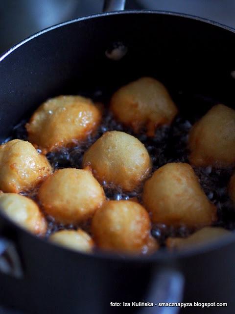 pączki ziemniaczane , pączki z ziemniakami , pączuszki kładzione , karnawał , tłusty czwartek , ostatki , ciastka , moje wypieki , najlepsze przepisy , cukierenka , jak z cukierni , domowe jedzenie , kuchnia polska