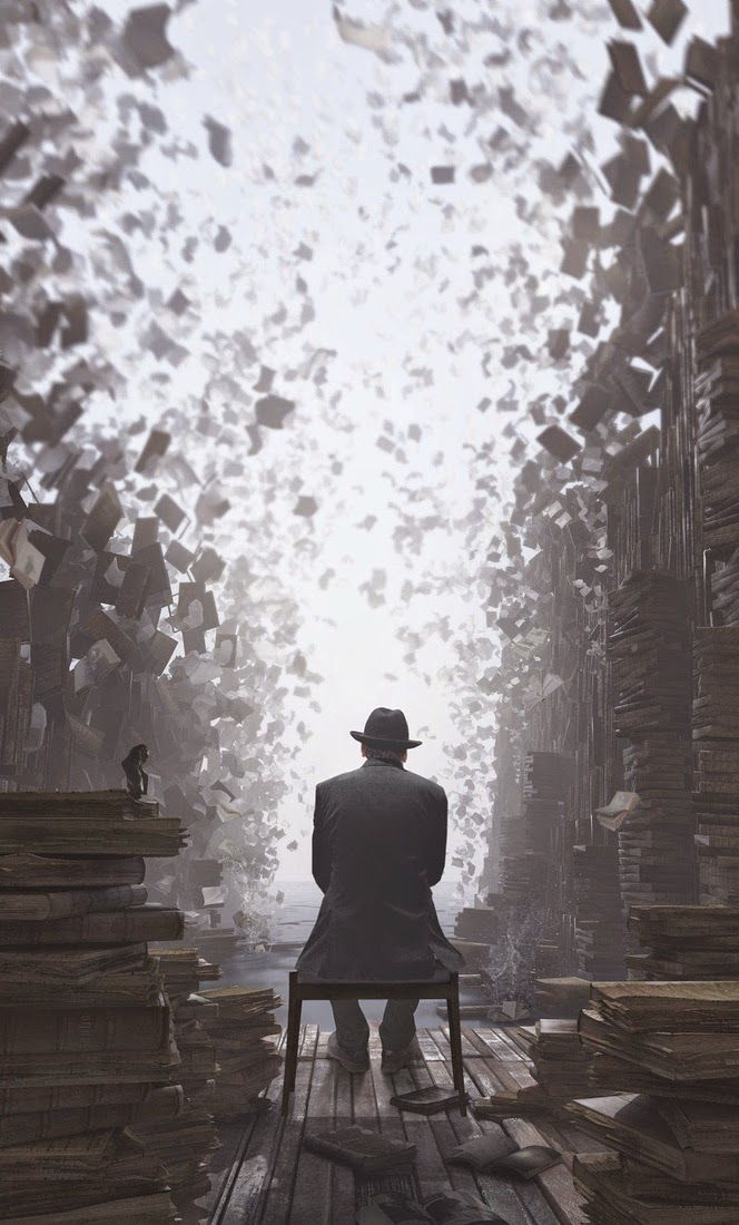09-Jie Ma-Worlds-of-Books-and-Knowledge-in-Paintings-www-designstack-co