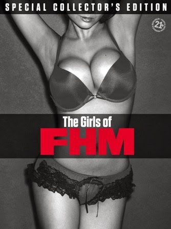FHM Special The Girls of FHM 2013