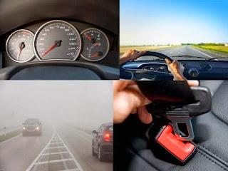 Seguridad en carretera - Fénix Directo