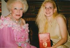 Beth Walz and Barbara Cartland