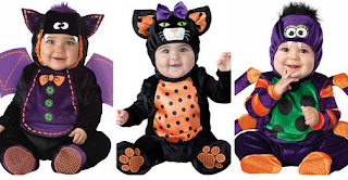 Halloween fancy dress for babies