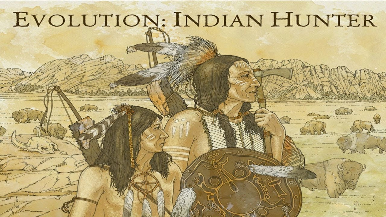 Evolution Indian Hunter MOD APK+DATA